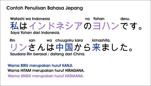 Aksara Jepang Jamalalhalili